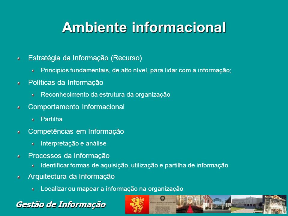 Ambiente informacional