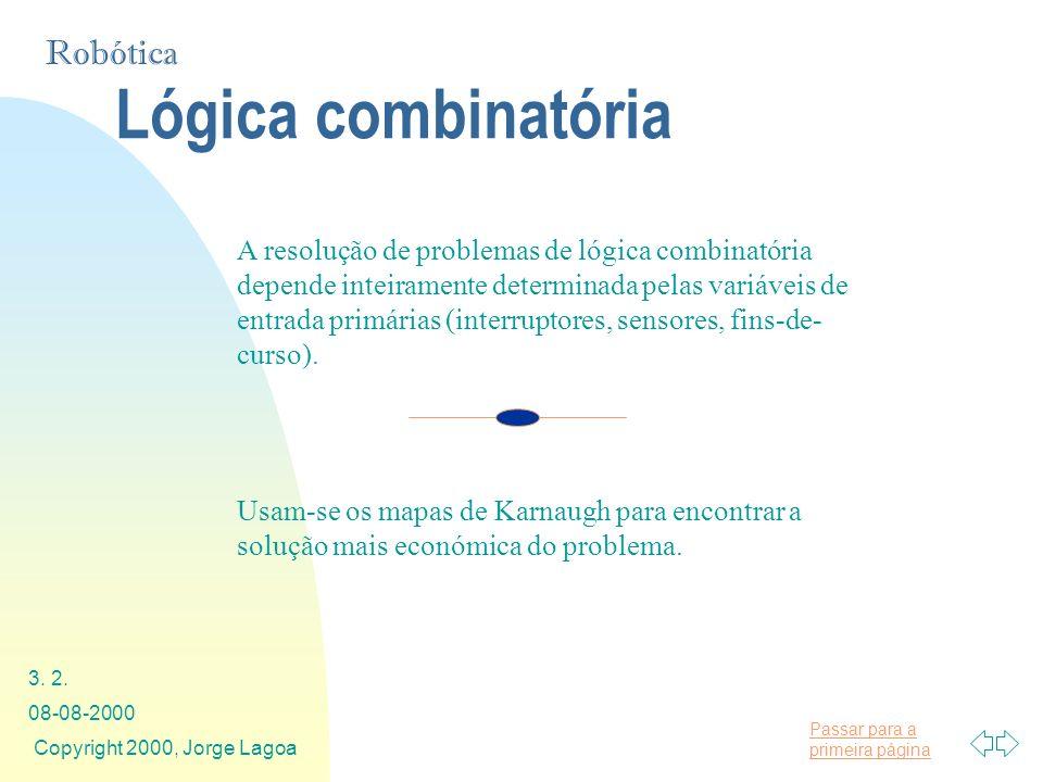 Lógica combinatória