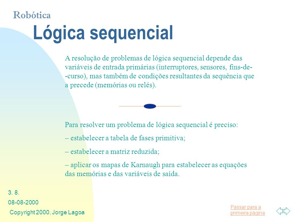 Lógica sequencial