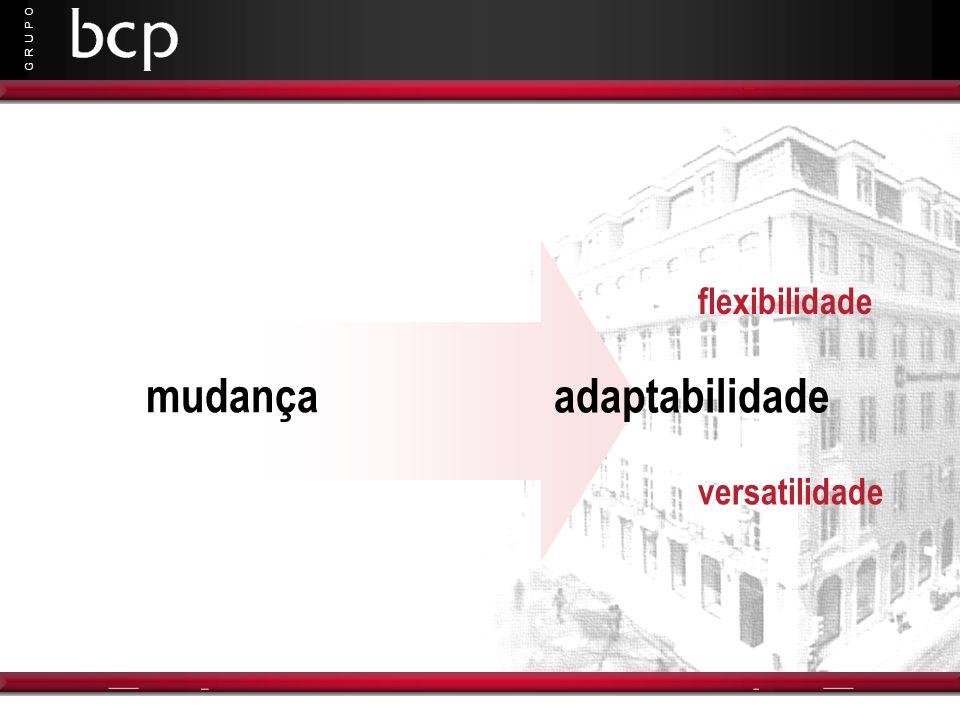flexibilidade mudança adaptabilidade versatilidade