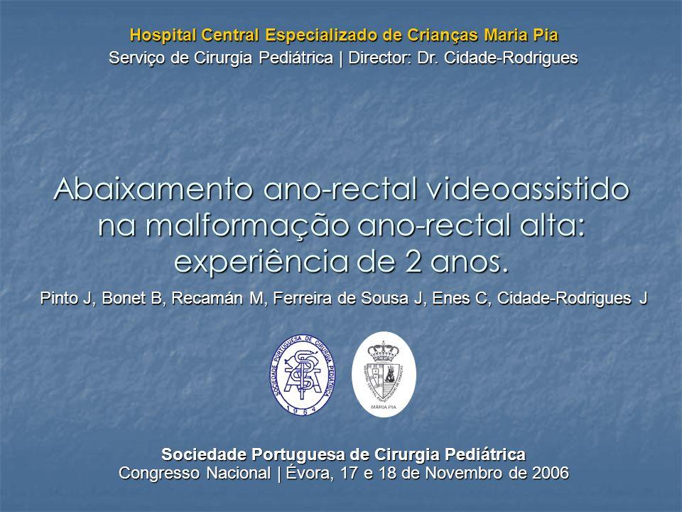 Hospital Central Especializado de Crianças Maria Pia