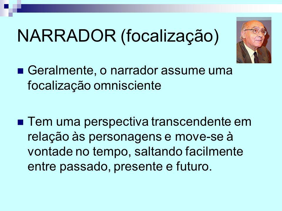 NARRADOR (focalização)