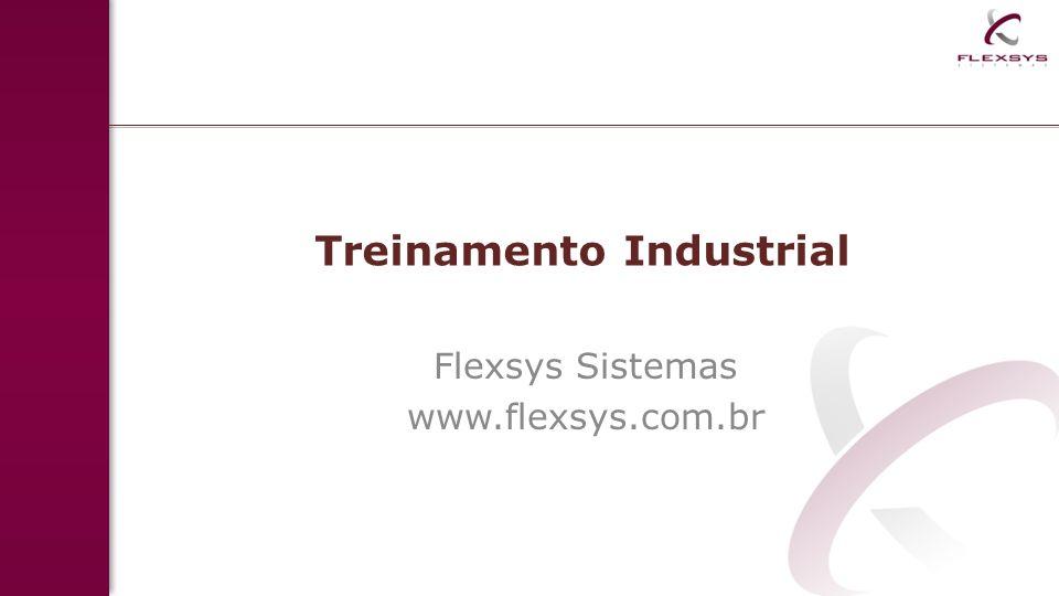 Treinamento Industrial