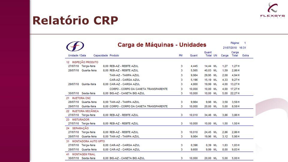 Relatório CRP