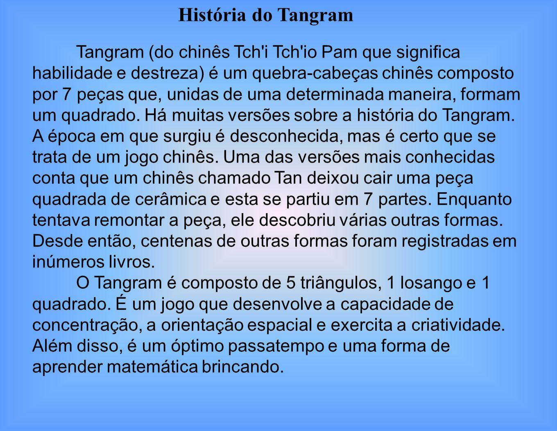 História do Tangram