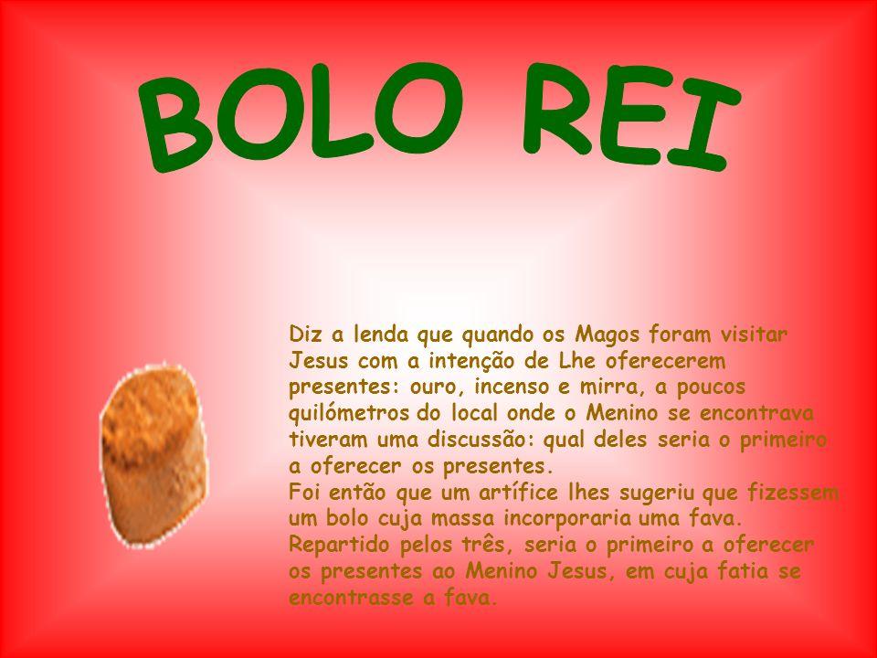 BOLO REI