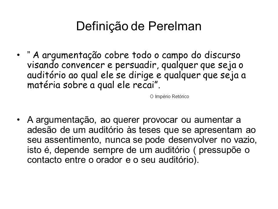 Definição de Perelman