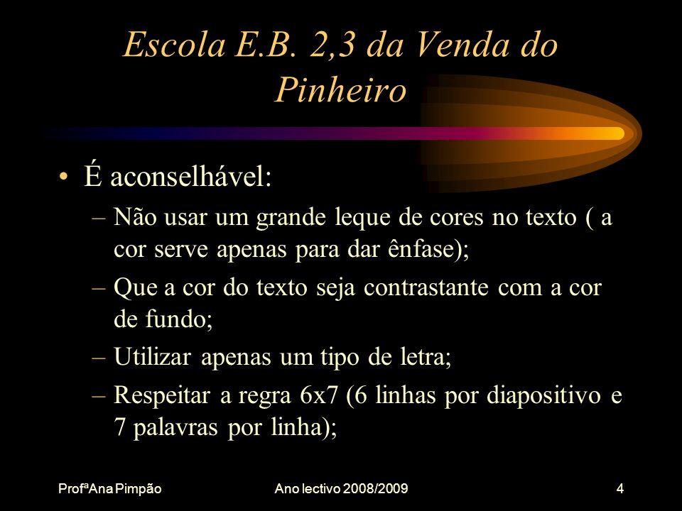 Escola E.B. 2,3 da Venda do Pinheiro