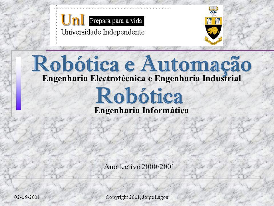 Robótica e Automação Robótica