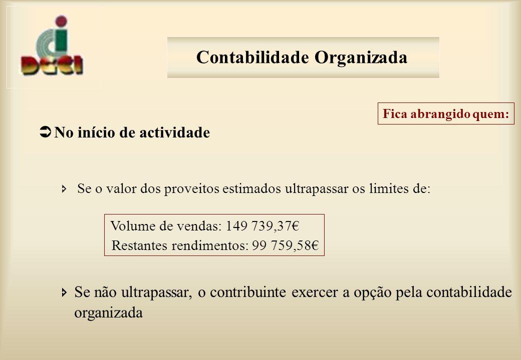 Contabilidade Organizada