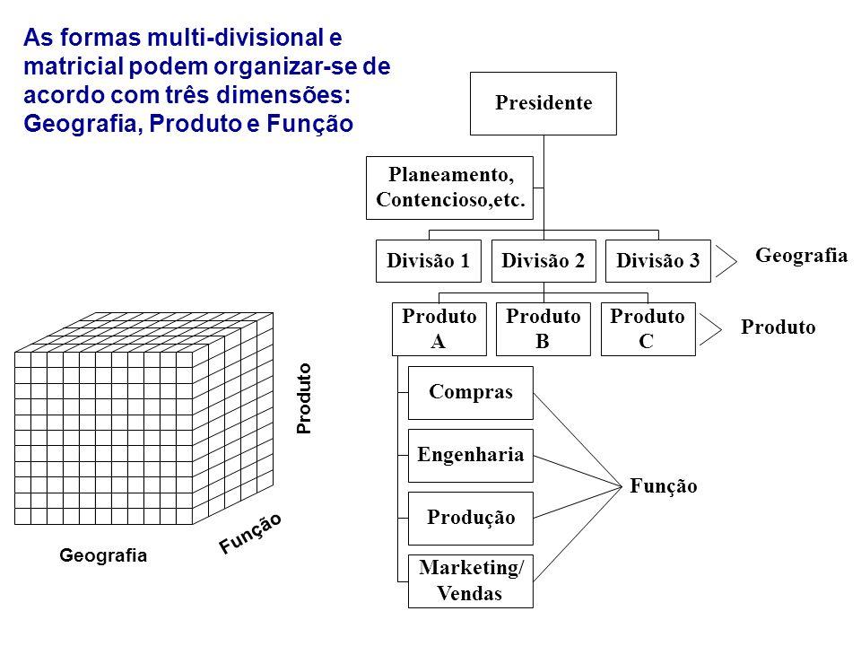 Geografia, Produto e Função