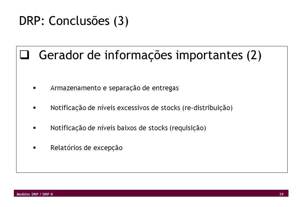 Gerador de informações importantes (2)