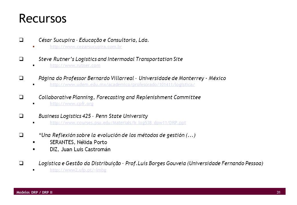 Recursos César Sucupira – Educação e Consultoria, Lda.