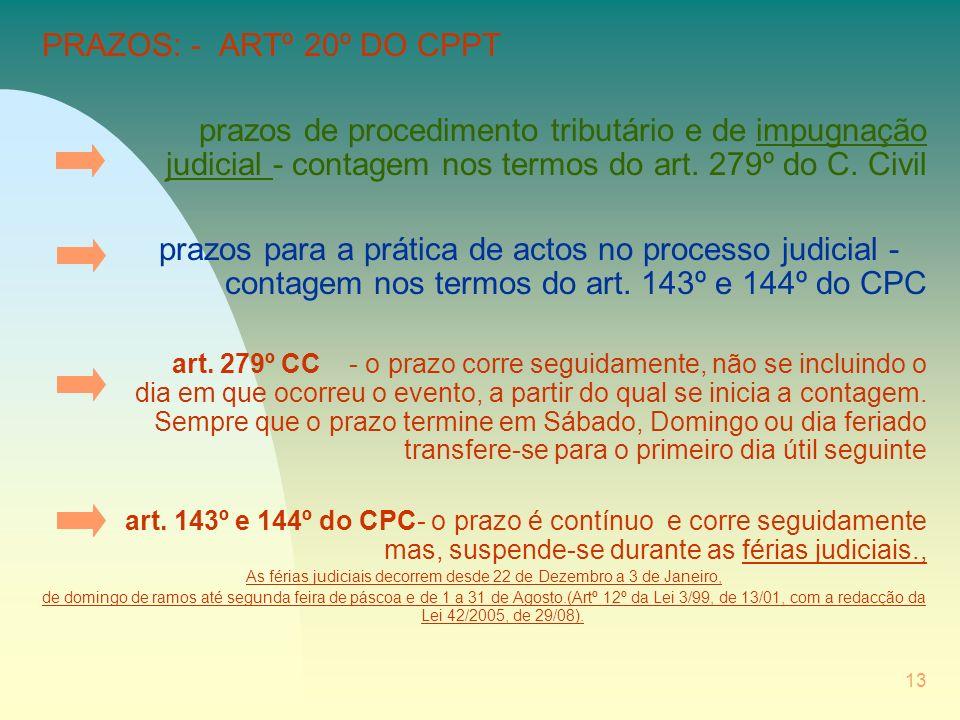 As férias judiciais decorrem desde 22 de Dezembro a 3 de Janeiro,