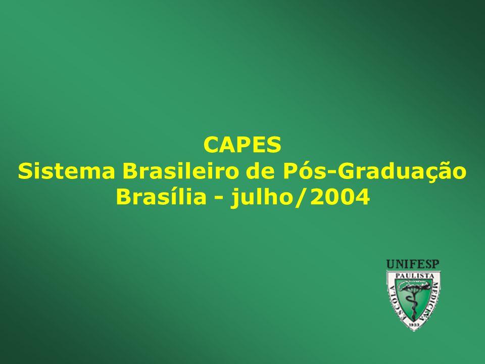 Sistema Brasileiro de Pós-Graduação