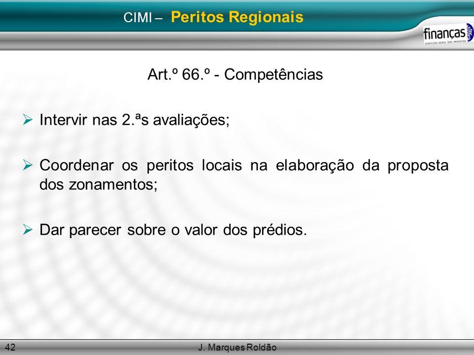CIMI – Peritos Regionais