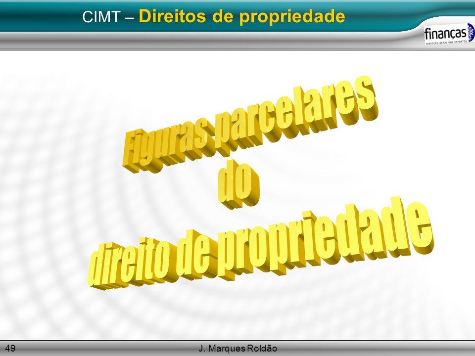 CIMT – Direitos de propriedade