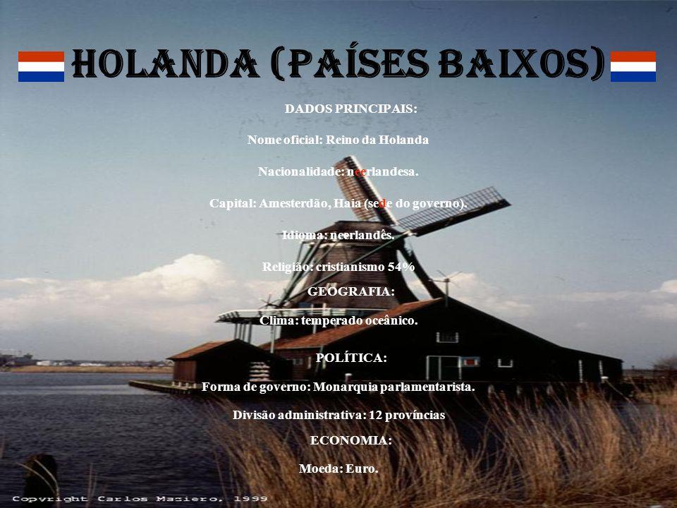 HOLANDA (PAÍSES BAIXOS)
