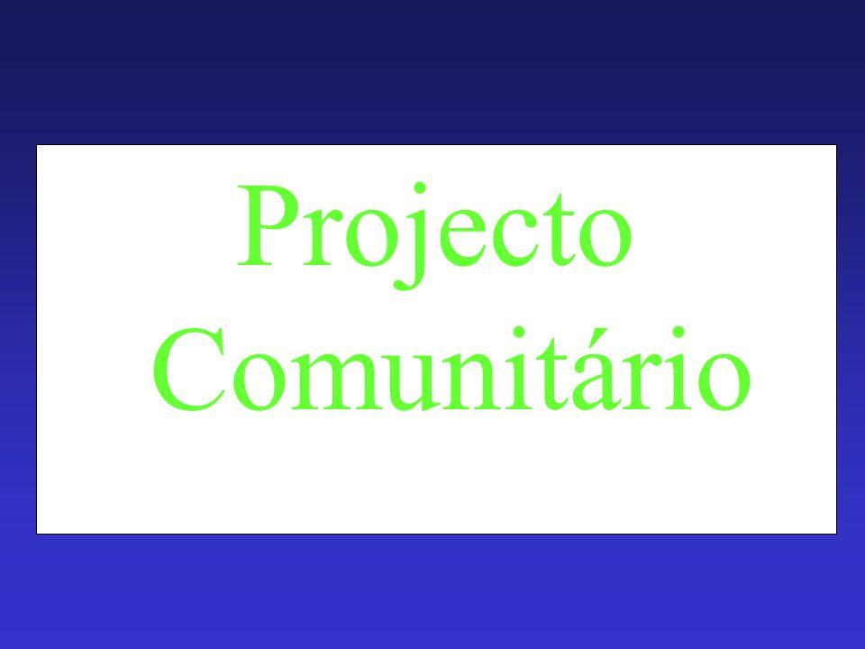 Projecto Comunitário