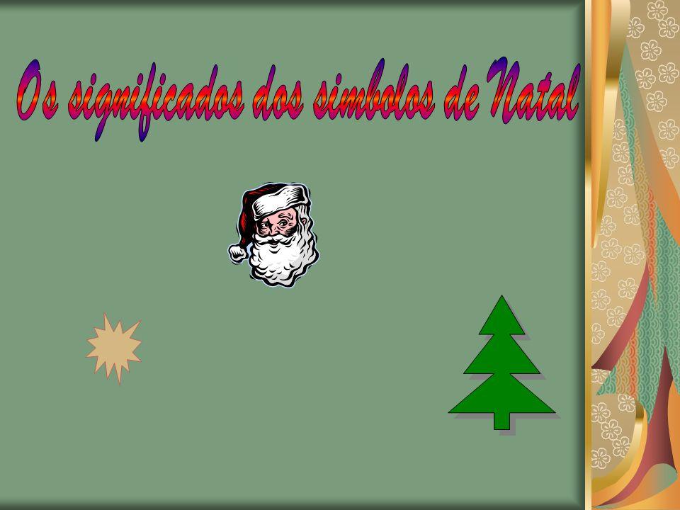 Os significados dos simbolos de Natal