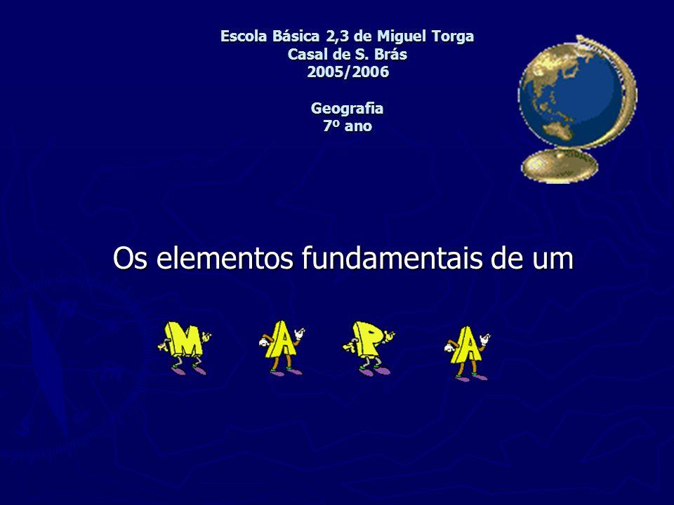 Os elementos fundamentais de um