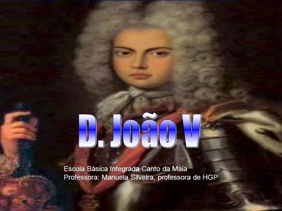 D. João V Escola Básica Integrada Canto da Maia