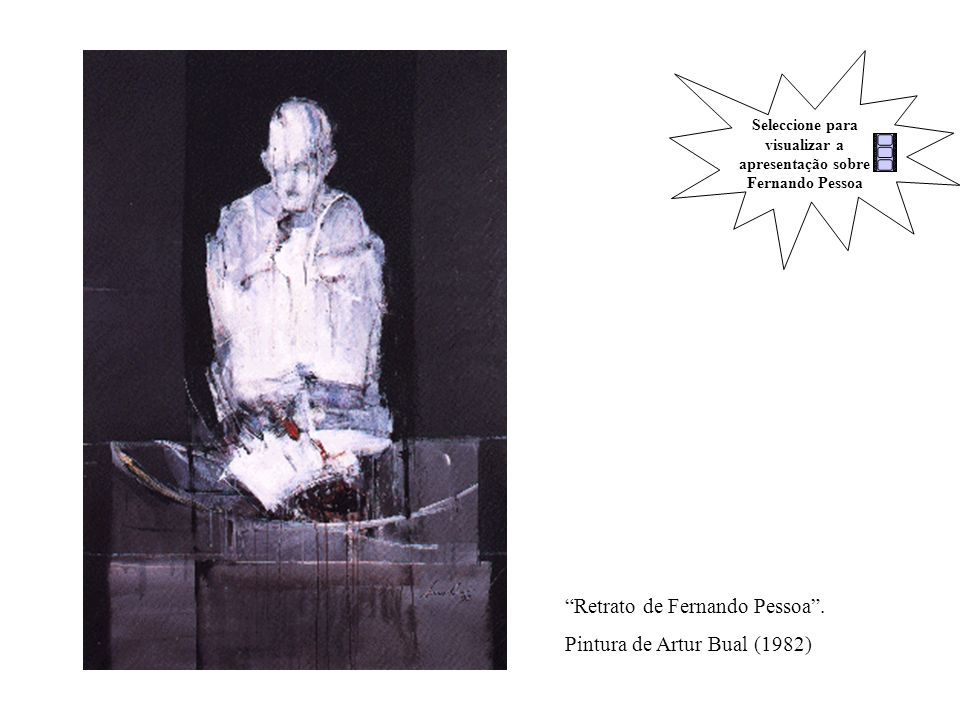 Seleccione para visualizar a apresentação sobre Fernando Pessoa