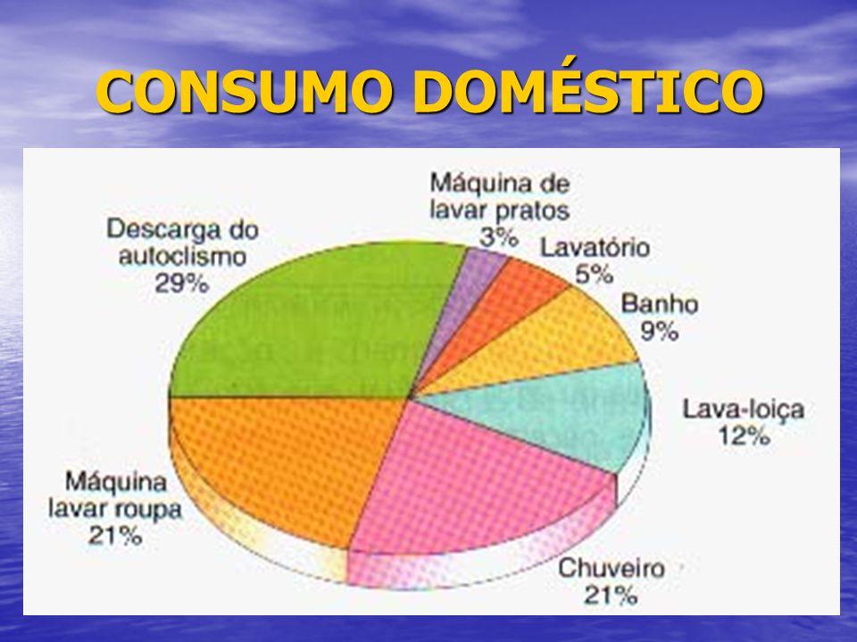 CONSUMO DOMÉSTICO