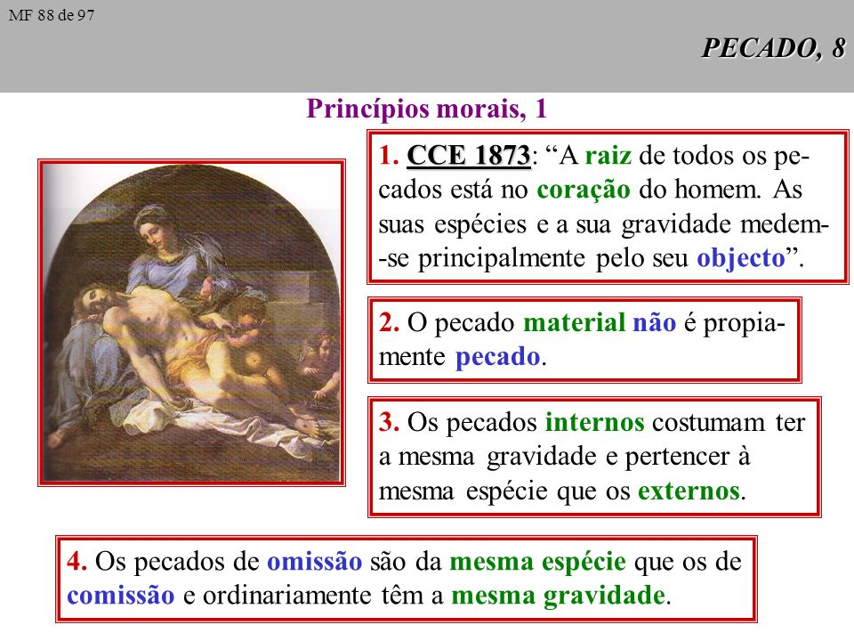 1. CCE 1873: A raiz de todos os pe-