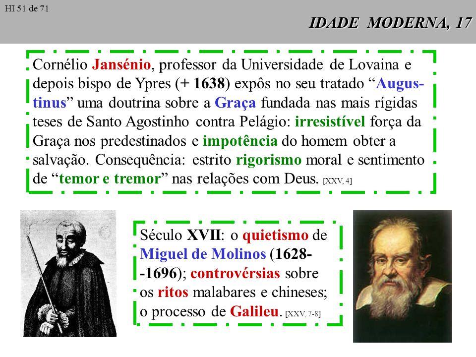 Cornélio Jansénio, professor da Universidade de Lovaina e