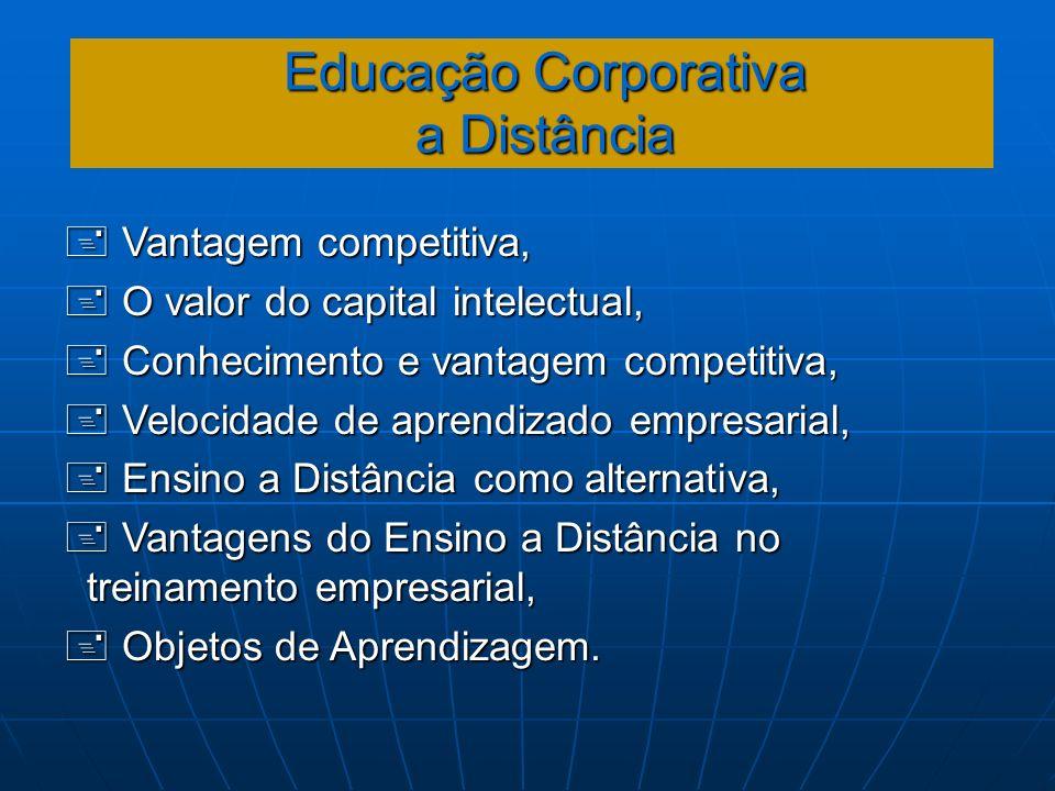 Educação Corporativa a Distância