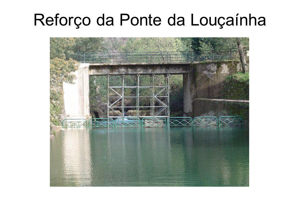 Reforço da Ponte da Louçaínha