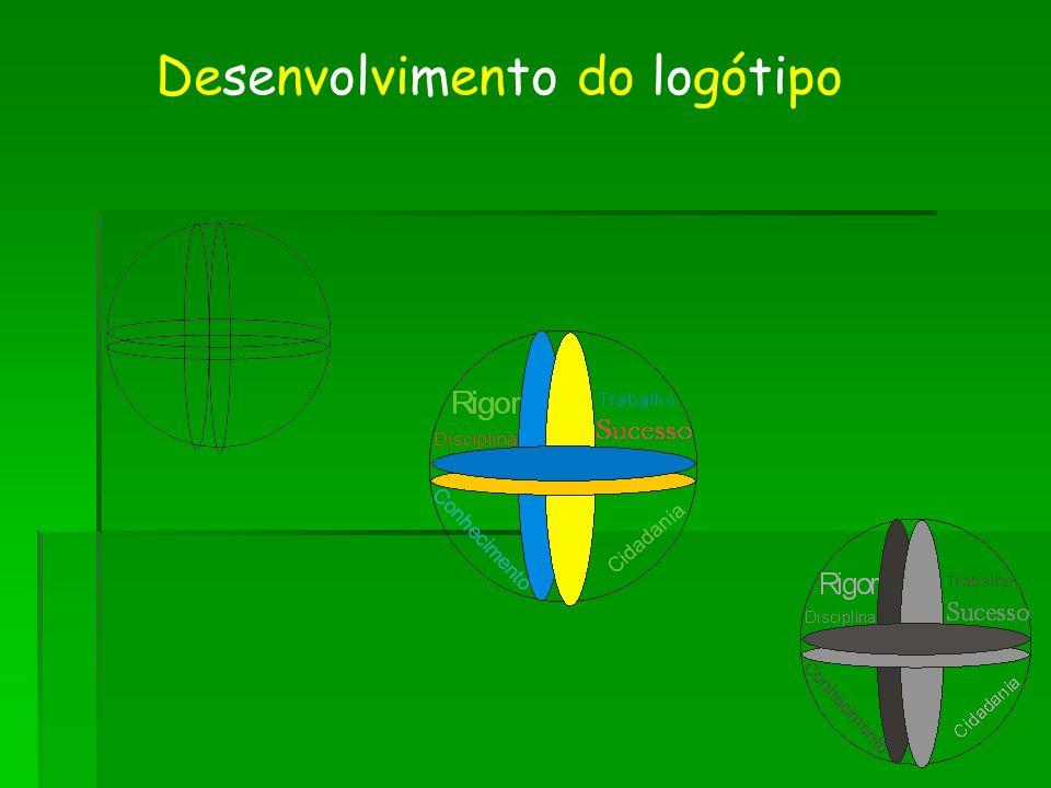 Desenvolvimento do logótipo