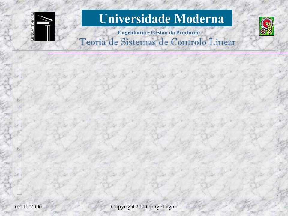 02-11-2000 Copyright 2000, Jorge Lagoa