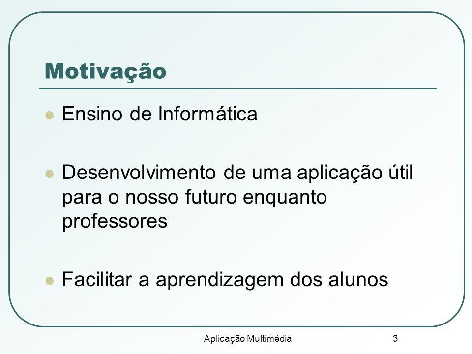 Motivação Ensino de Informática