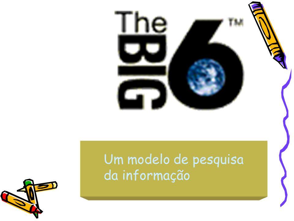 Um modelo de pesquisa da informação