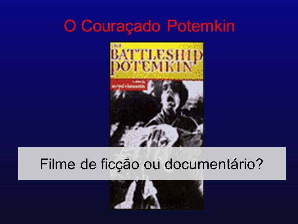 Filme de ficção ou documentário