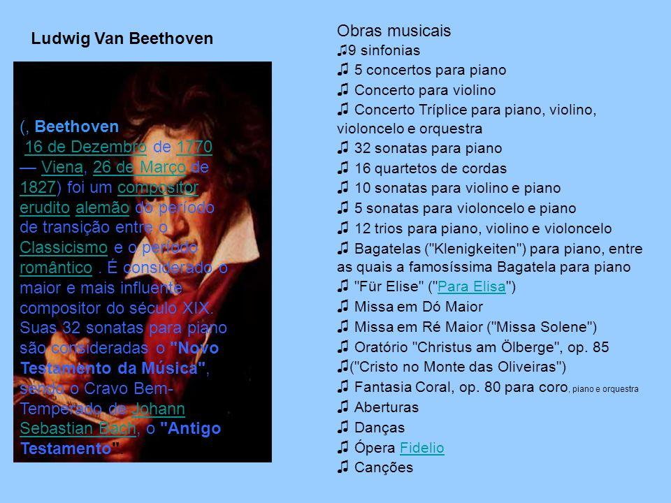 ♫ Concerto para violino