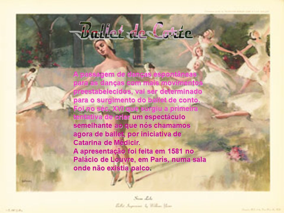 Ballet de Corte