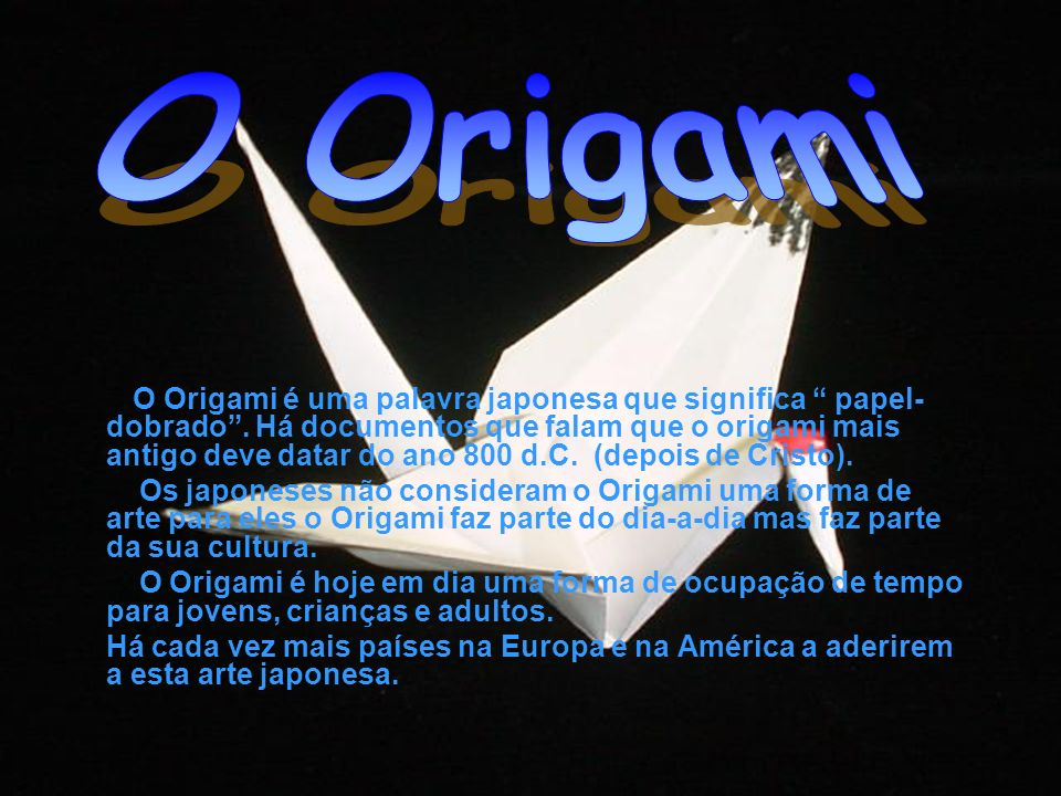 O Origami