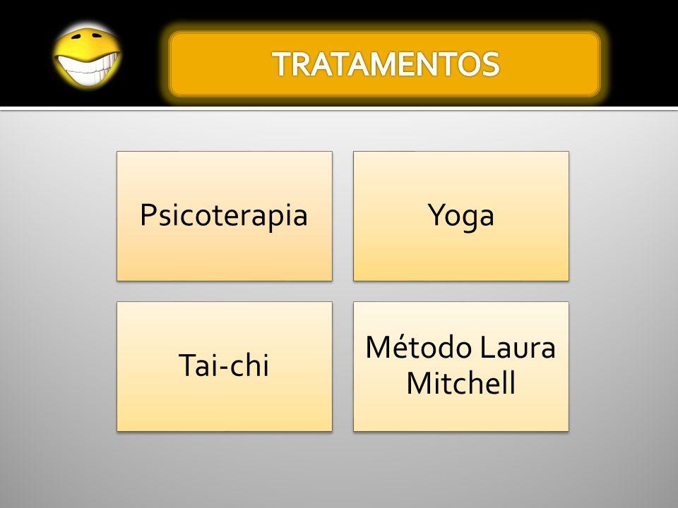 TRATAMENTOS Psicoterapia Yoga Tai-chi Método Laura Mitchell