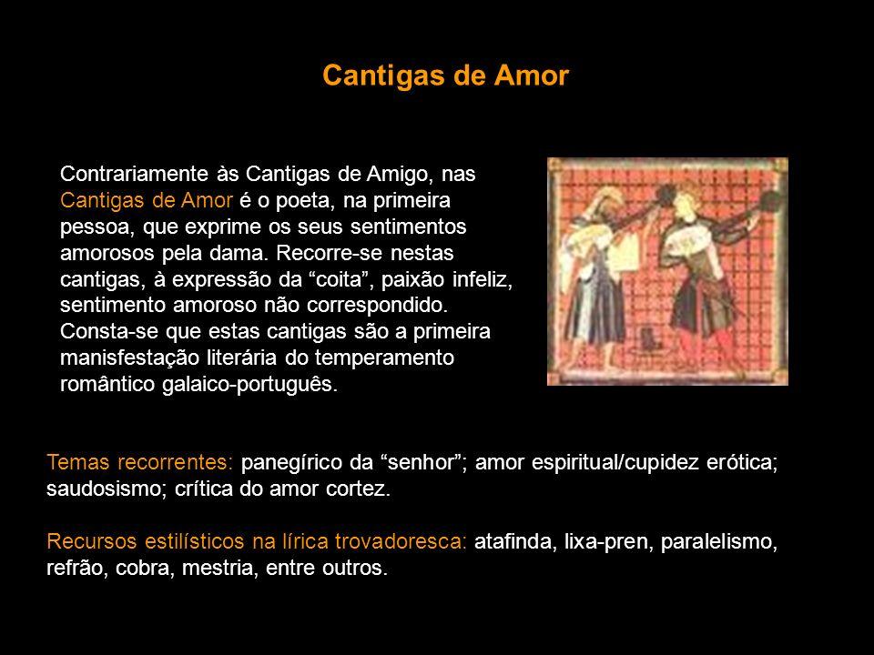 Cantigas de Amor