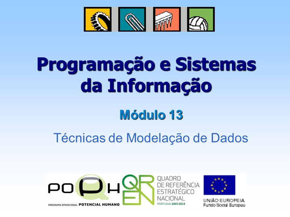 Programação e Sistemas da Informação