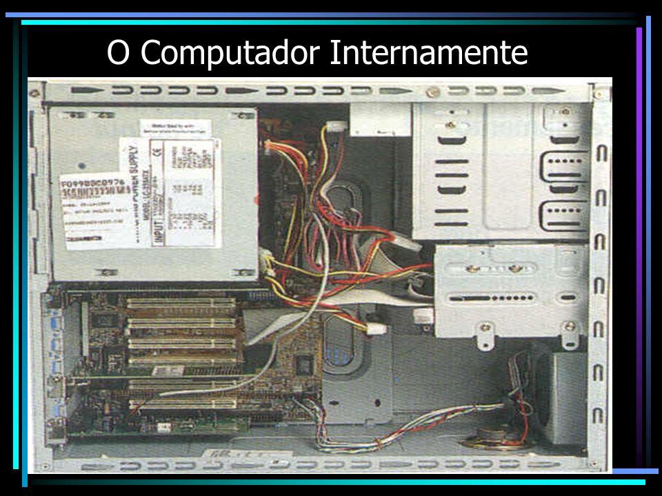 O Computador Internamente