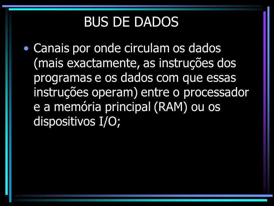 BUS DE DADOS