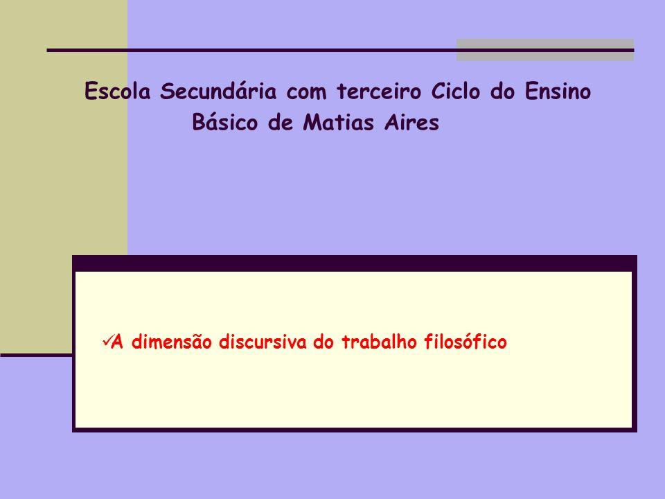 Escola Secundária com terceiro Ciclo do Ensino Básico de Matias Aires