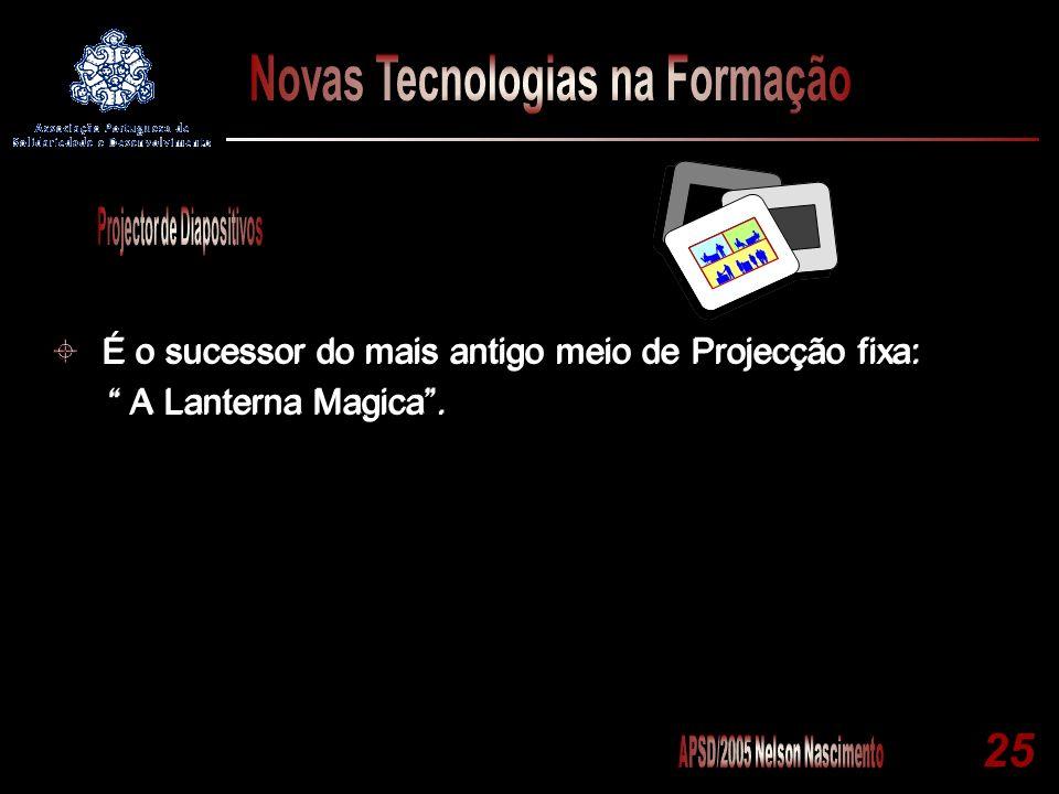 Projector de Diapositivos