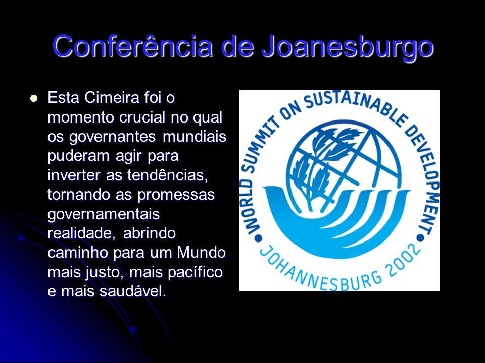 Conferência de Joanesburgo