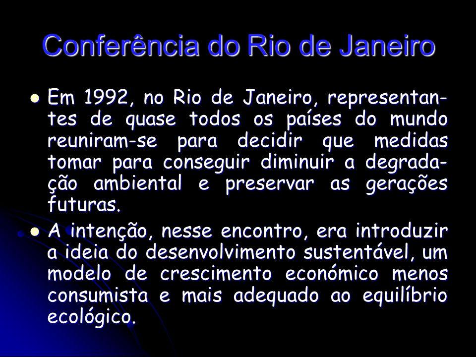 Conferência do Rio de Janeiro