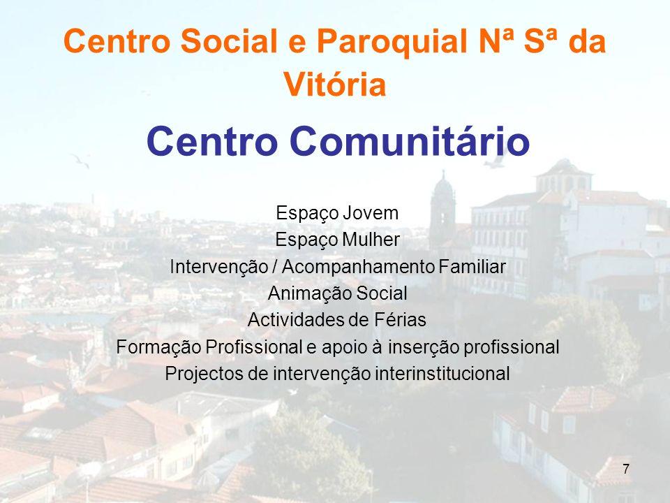 Centro Social e Paroquial Nª Sª da Vitória